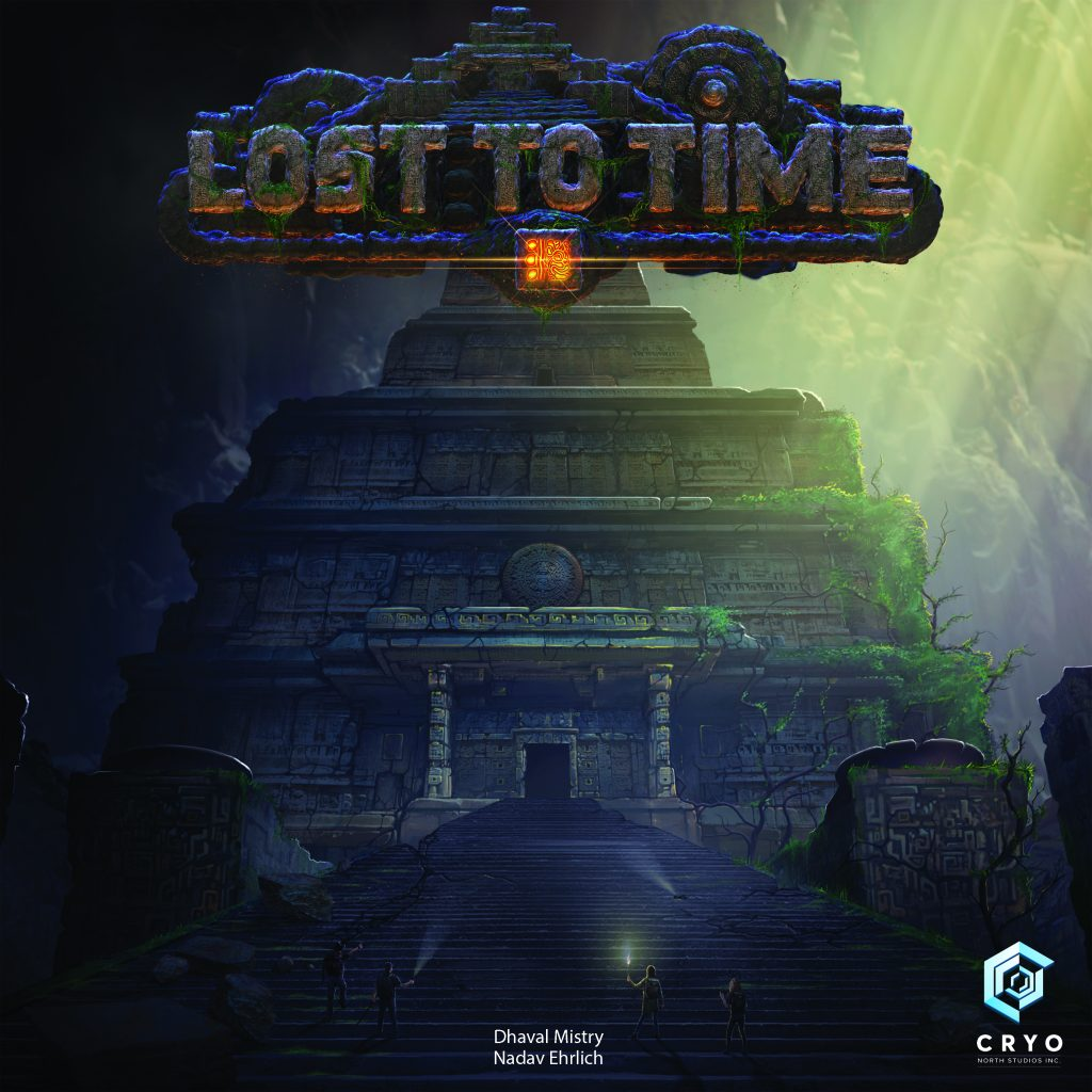 Lost To Time Box Cover